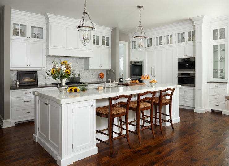 White Shaker Cabinets Kitchen cabinets | remodelers mart
